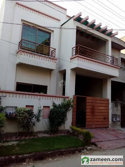 5 Marla Stunning House For Sale In Gulshan E Lahore