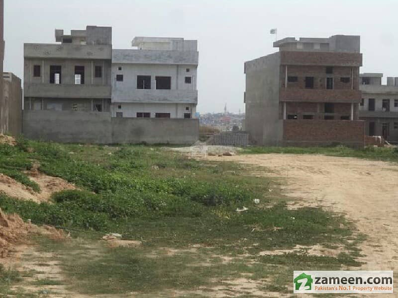 Plot For Sale In Malir Taiser Town Scheme 45 Malir, Karachi