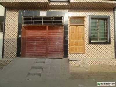 Double Storey Brand New Beautiful House For Sale At Dar Ul Ehsan Town, Okara