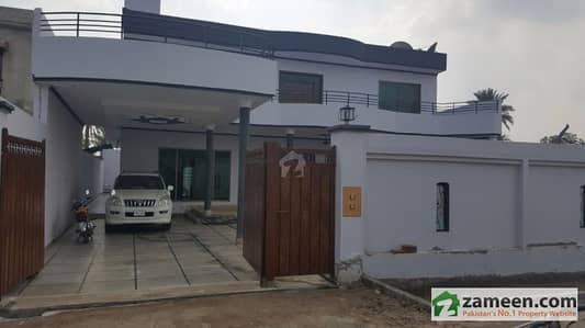 Double Story House Is Available For Rent
