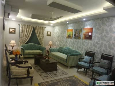 Fazaia Housing Scheme 4 Beds Luxury Apartment