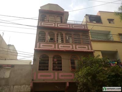 Ground + 2 House For Sale In Federal B Area