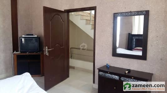 2 Marla Furnished Flat Available For Rent In F Block State Life Housing Society Lahore