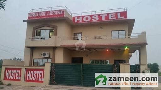 Vip Girls Hostel Room For Rent