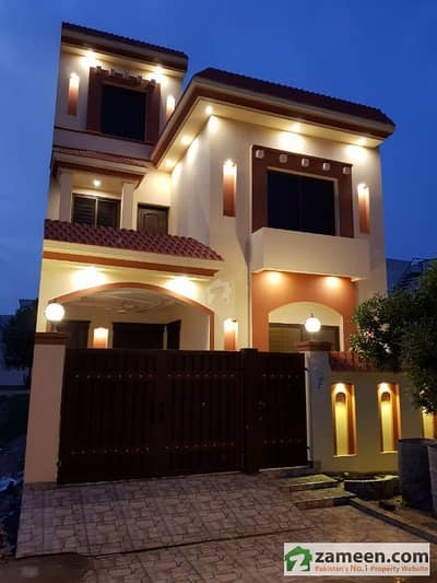 5 Marla Double Storey Newly Build House At Block A For Sale