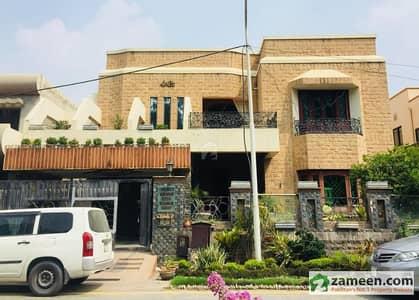 1 Kanal Facing Green Belt Muglai Style House