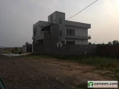 10 Marla Double Story  Brand New House In Eden Abad