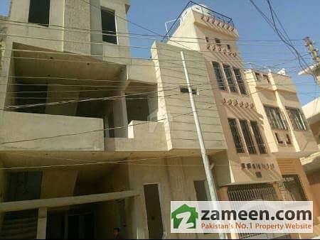 120 Yard Double Storey Brand New House At University Road