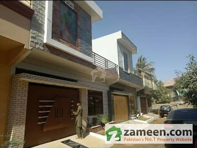 120 Yards Single Story Brand New House In Gulshan-e-Areesha