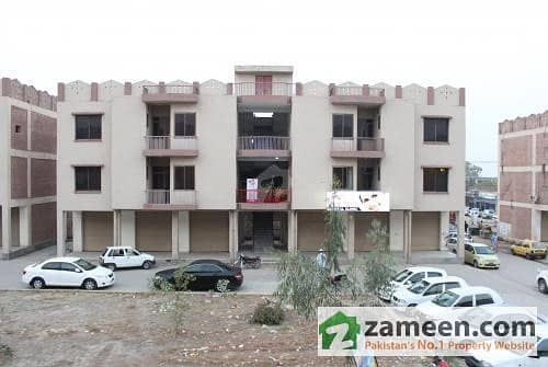Commercial Flat For Sale In Doctors Plaza