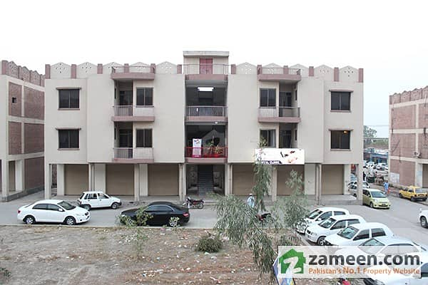 Flat For Sale On Prime Location
