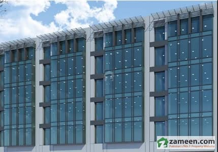 Commercial Booking Offices For Sale At Bahria Town Karachi