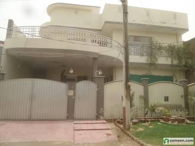 10. 25 Marla Double Story House For Sale