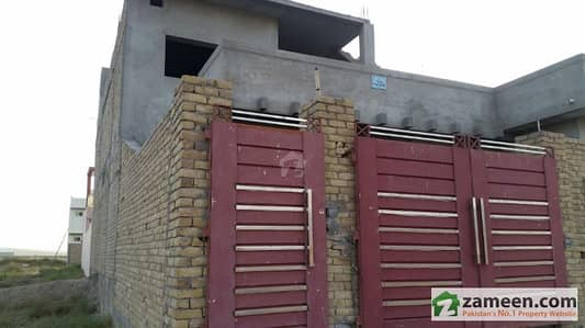 Under Construction House Is Available For Sale On Airport Road