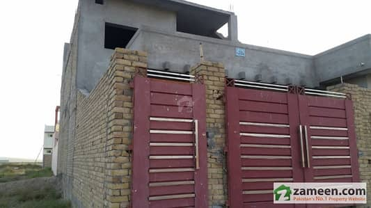 Under Construction House Is Available For Sale