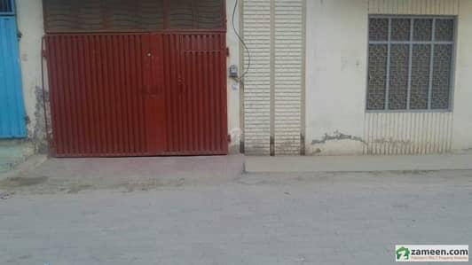 Single Storey House For Sale At Umer Din Town Okara