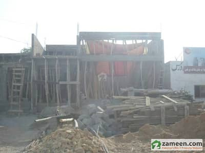 Main Cost Guard Double Road 233 Sq Yard Factory For Sale Ready To Move Only 250 Lac