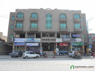 Flat For Sale In Divine One, Airport Road