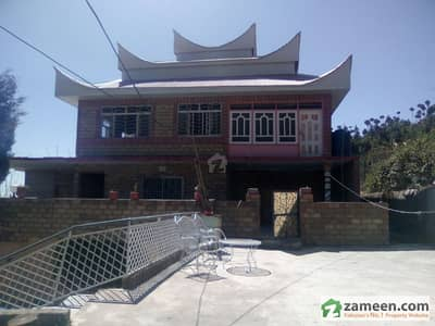 One Kanal House For Rent In Murree Larnce Collage Road Near Mall Road