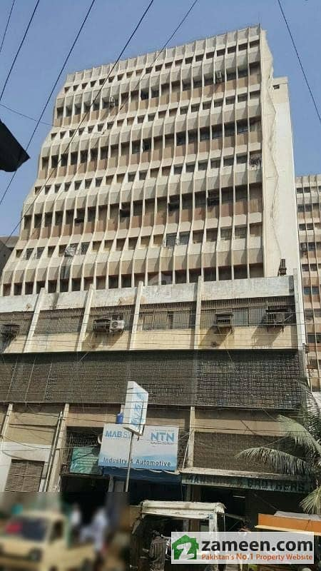 Commercial Office For Sale In Rimpa Plaza On M. A. Jinnah Road