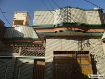 Double Story Beautiful Furnished House For Sale At Mian Colony, Okara