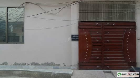 Double Story Beautiful Furnished House For Sale At Afshan Block, Okara