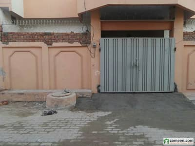 Double Story Beautiful Furnished House Available For Rent At Usman Block, Okara