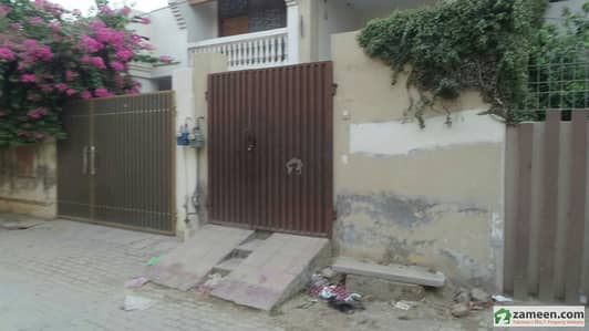 Double Story House For Sale At Umer Din Town Okara