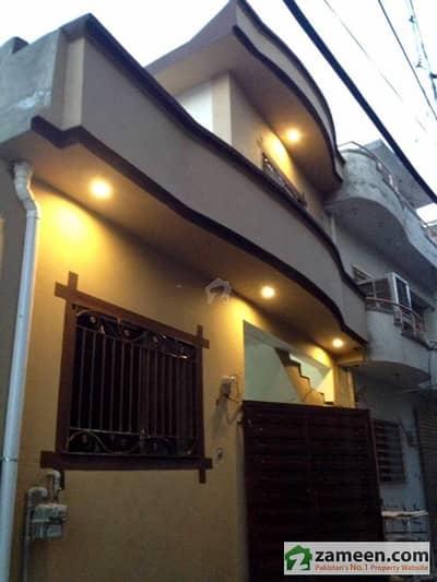 Brand New Single Storey 3 Marla House In Satellite Town Dhoke Kashmirian Rawalpindi