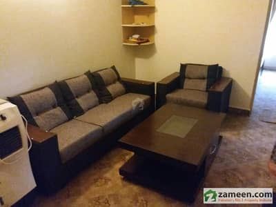 Fully Furnished Apartment Available For Sale