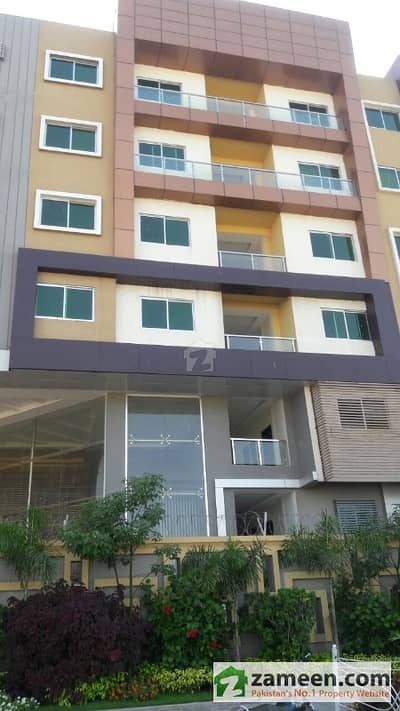 2 Bedroom Apartment Second Floor For Sale Meher Apartments H12 Islamabad