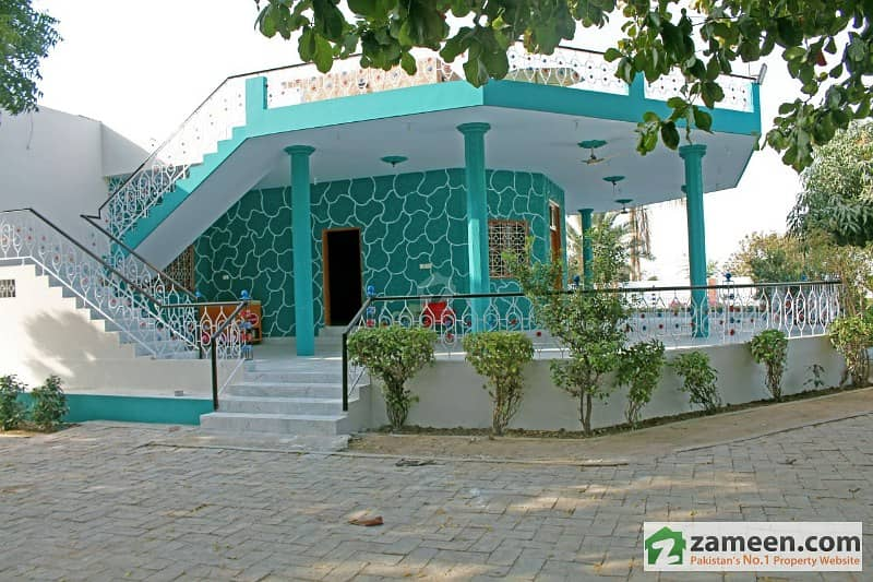 Farm House For Rent In Karachi Gadap Town, Karachi