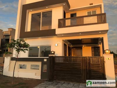 Brand New House For Sale In Bahria Enclave