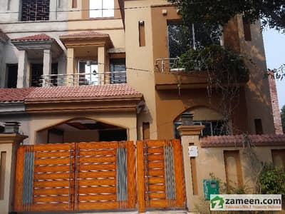 Brand New 5 Marla House For Sale In Bahria Town Lahore