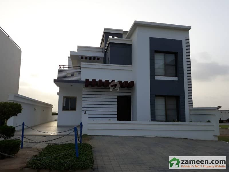 275 Sq Yard Double Storey Bungalow On Easy Installment