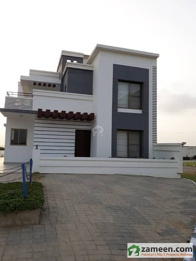 275 Sq Yd Bungalow Double Storey On Easy Installment