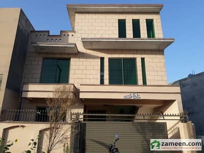 6. 5 Marla Double Storey Brand New House Available In Soan Garden