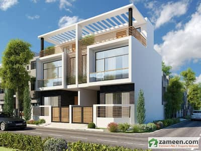 3 Marla Double Storey House On 3 Year Installment Plan  With 3 Beds  Phase 2  Al Kabir Town