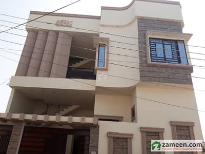 Isra Village Colony Newly Constructed Bungalow 150 Sq. yards