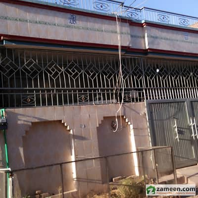Single Storey 5 Marla House For Sale In New Afzal Town