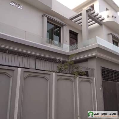 8 Marla Beautiful Double Storey House For  Sale