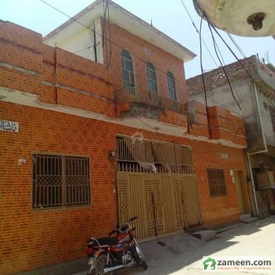 6 Marla Corner House For Sale