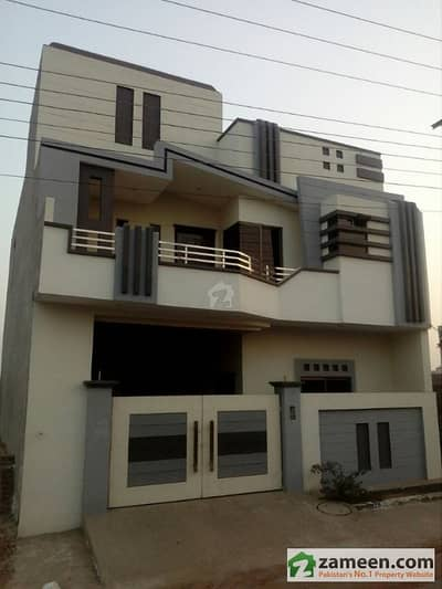 Newly Constructed A Beautiful House In Sahiwal For Sale