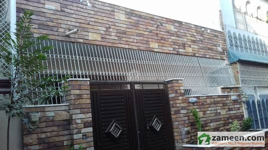 120 Sq Yards Single Storey House For Sale In North Karachi
