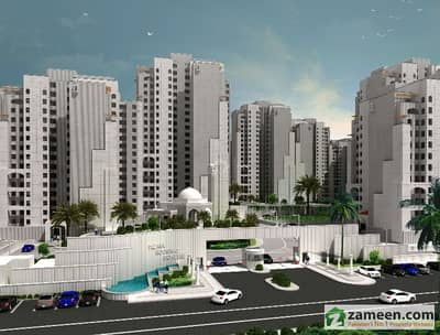 2 Bedroom 1296 Sq/ft Luxury Apartment Fazaia Housing Scheme Karachi