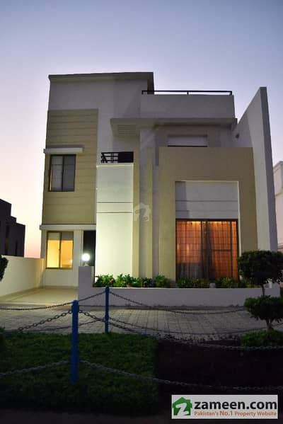 125 Sq Yard Double Storey Bungalow For Sale