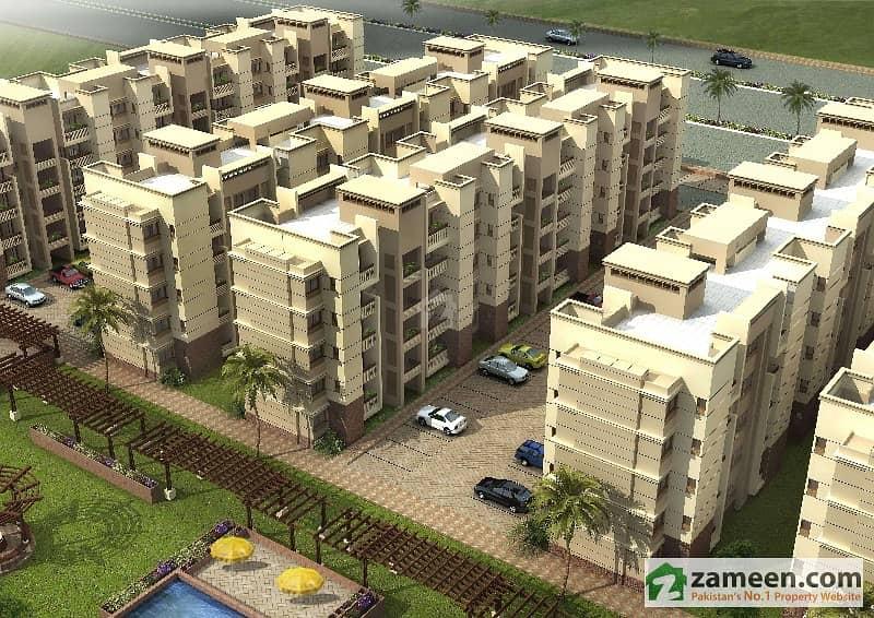 2 Bedroom Without Lift Standard Apartment Fazaia Housing Scheme Karachi