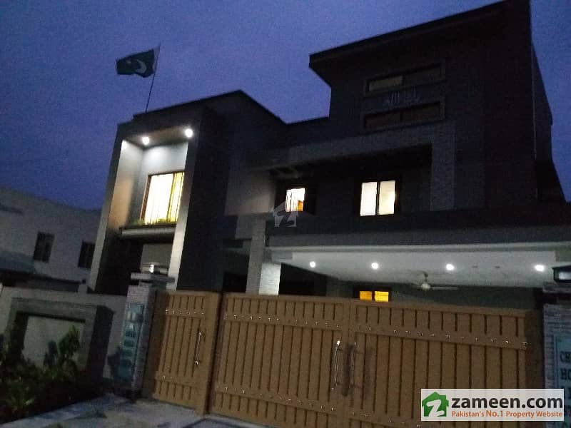 1 Kanal Brand New Upper Portion Available For Rent
