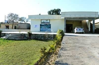4 Kanal Residential Plot (Farm House Land) For Sale