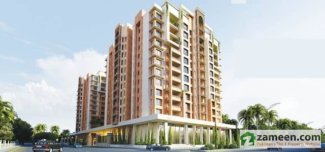 Apartments For Sale In Sidra Twin Towers